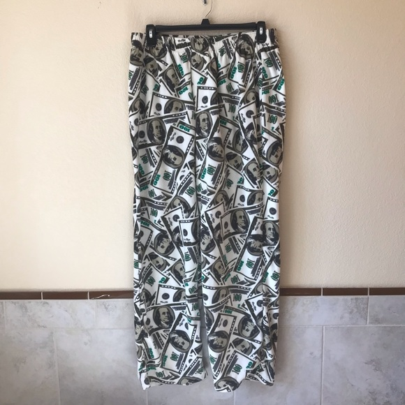 Croft /& Barrow Super Soft Micro Fleece Lounge Pants Pajama Pant Christmas Trees